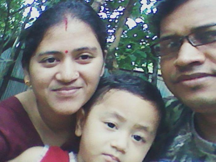 My cute Family First Eyeem Photo
