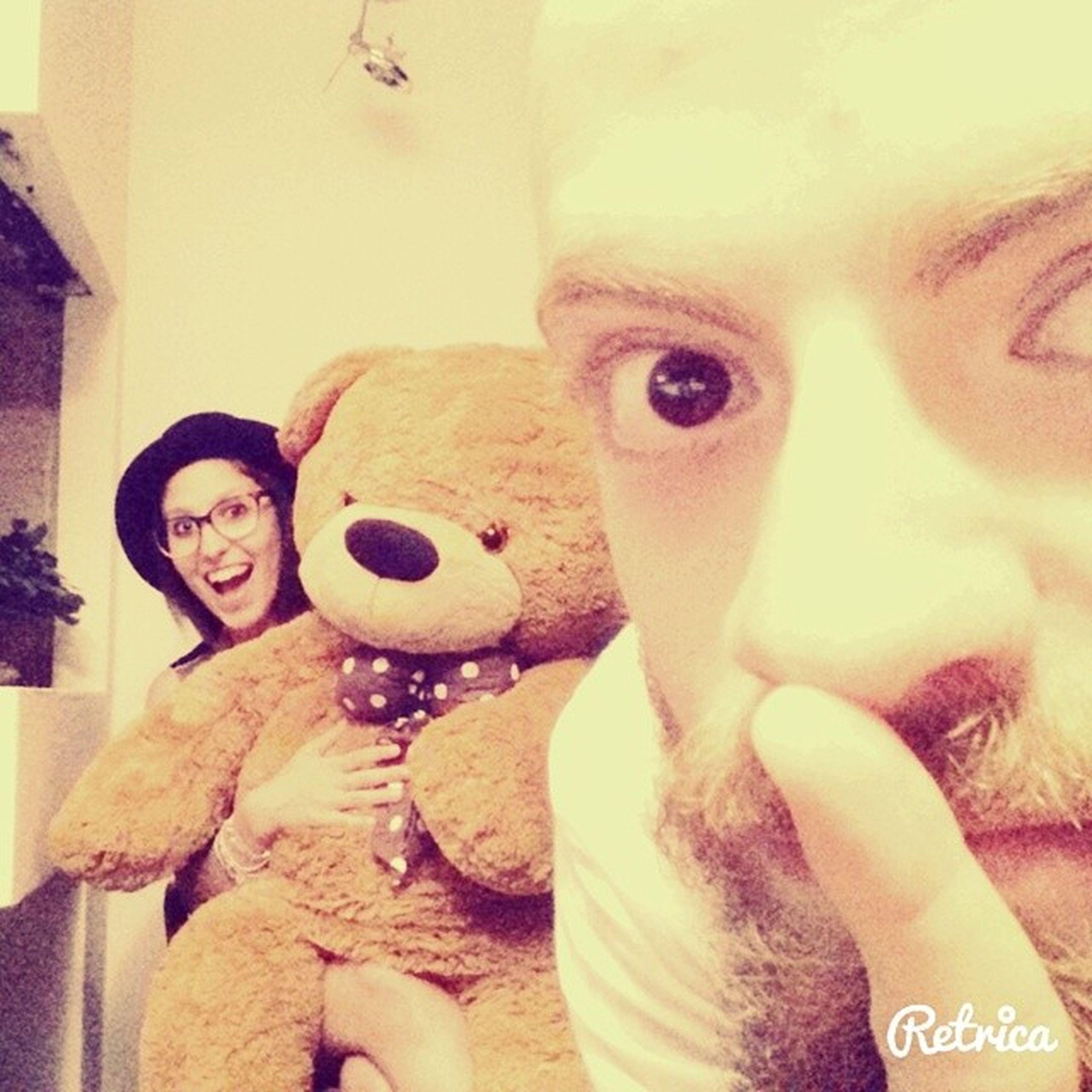 • Tanti auguri giadì! • Teddybear Gigante Immensolui