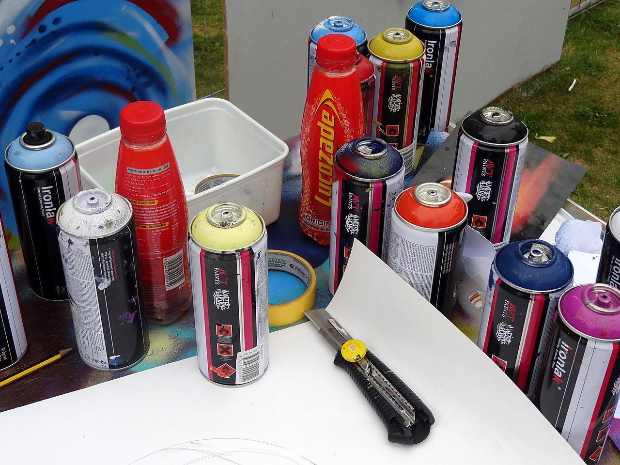 Spray Jam 2016 Aerosol Aerosolart Art Cans Gear Spray Jam Street Art Tools Tools Of The Trade