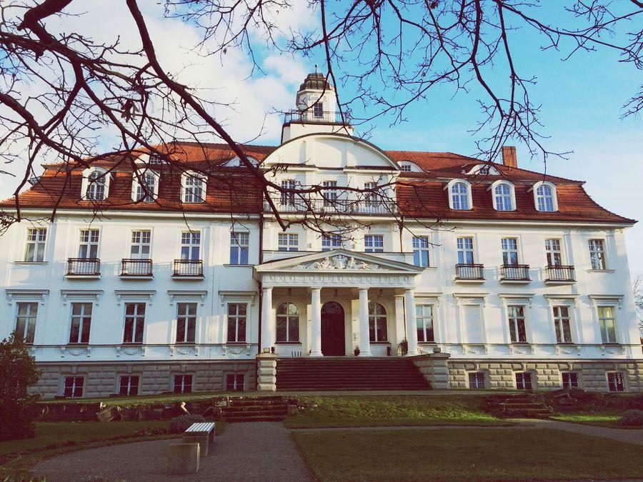 Castle Brandenburg Preußisch
