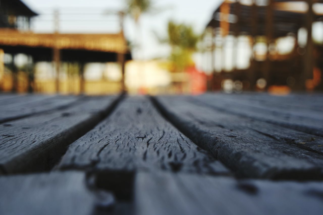 selective focus, no people, wood - material, close-up, built structure, outdoors, day, architecture
