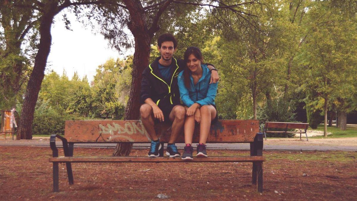 Equipo Aquarius ✌🏼️ Madrid Spain Nikonistas Nikon D3200 Autoportrait Mañanas Sport In The City Sport Time Healthylife