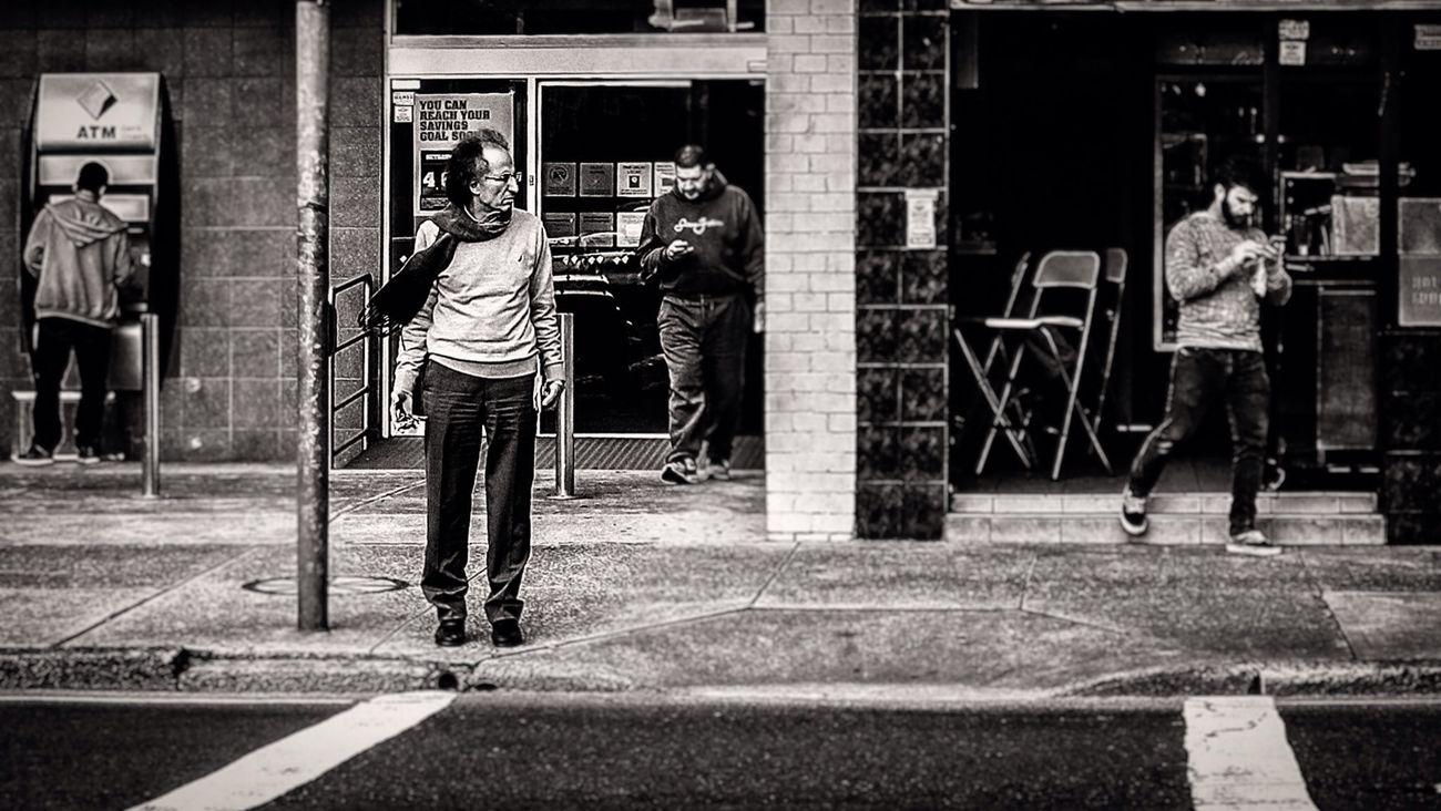 Street photographer and artist mike trikilis (c) #blackandwhite #sydney #streets #streetlife #contrast #people #painter #photographer #photoreportage #photojournalism #streetphotography #monotone #miketrikilis #surrealist #conceptsbymiketrikilis Street Photography Black & White Street Reality Street Expression