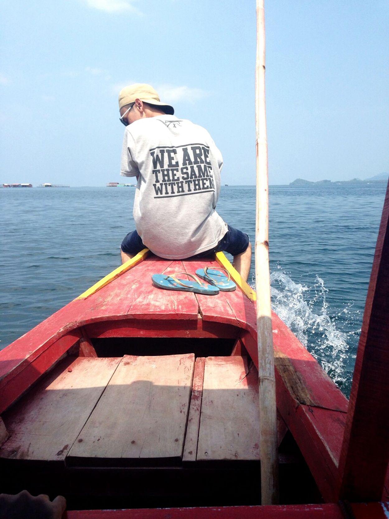 Tegalisland Boats⛵️ Beach EksploreLampung EksplorIndonesia.
