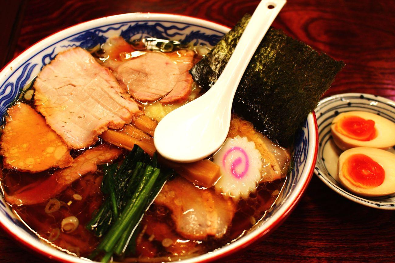 Lunch Japanese Food Foodporn Yummy FUKUSHIMA Ramen ラーメン 😋😋😋