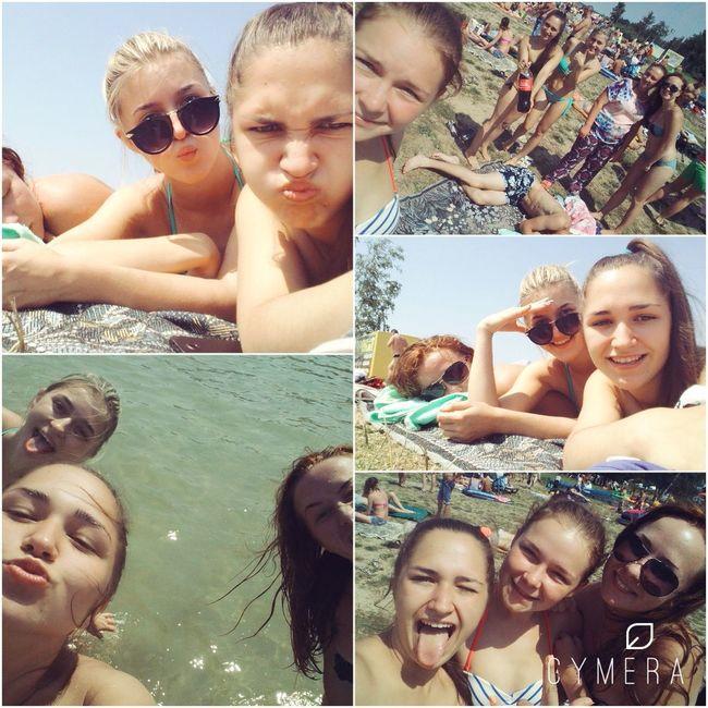 Beatchplease Svitjaz Friends ❤ Sweet♡ 18 Year Haha Lake Summer ☀ Sunny☀