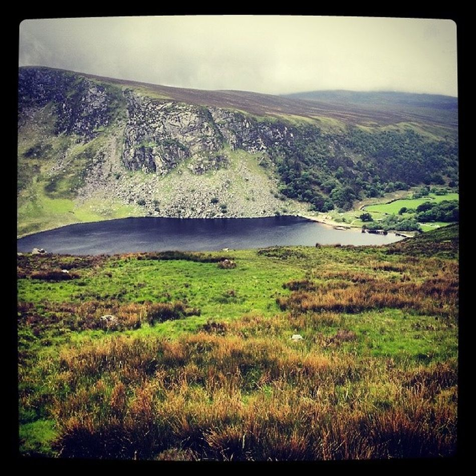 lovely day for a guinness! Guinnesslake Loughtay