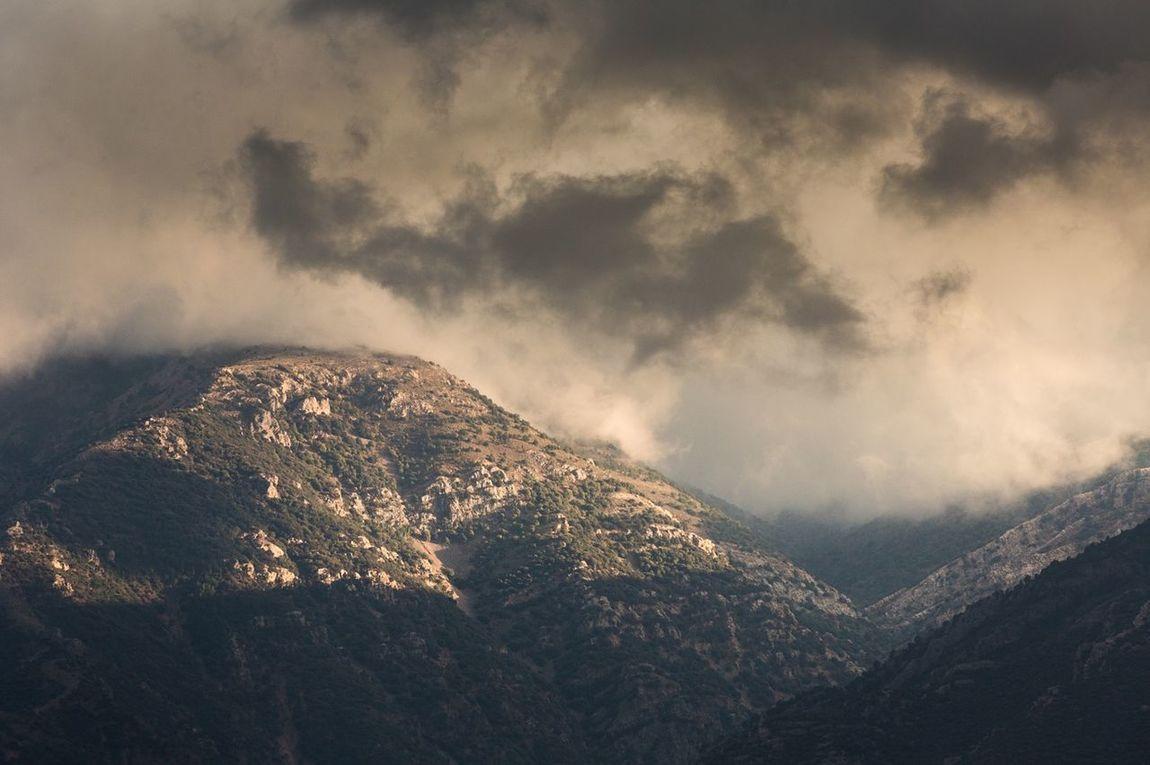 Thunder on the Sierra de Lujar