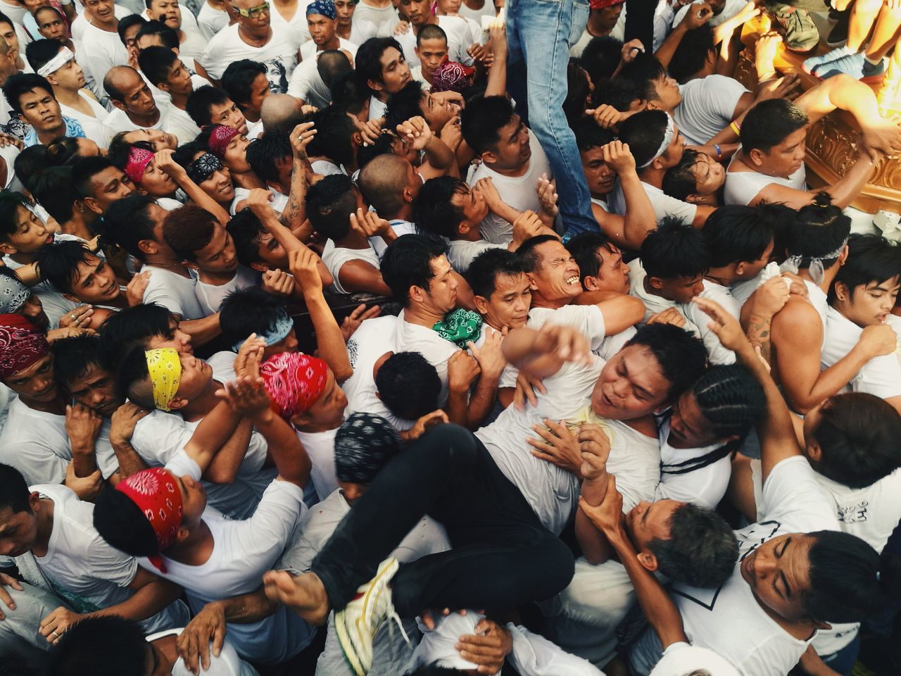 Eyeem Philippines Togetherness Capture The Moment Human Condition Everyday People Your Design Story Telling Stories Differently Large Group Of People Outdoors People Street In Color EyeEm The Human Condition EyeEm Best Shots The Photojournalist - 2017 EyeEm Awards