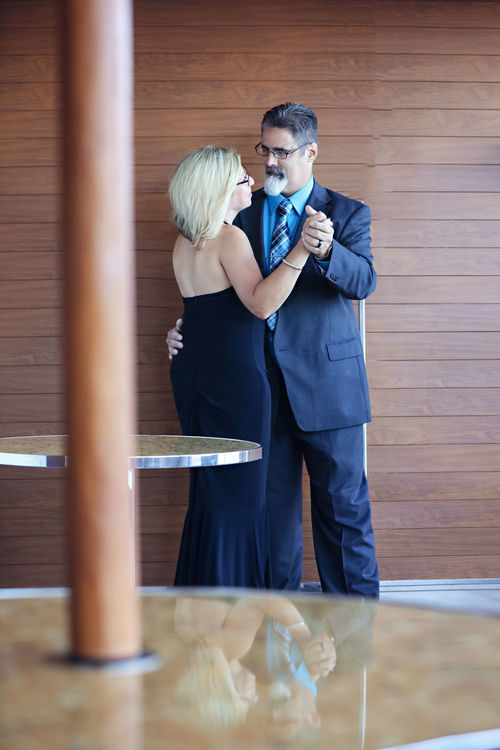 EyeEm Selects Two People Heterosexual Couple Business Finance And Industry Women Mature Adult Couple - Relationship Togetherness Standing Business Wireless Technology Well-dressed Happiness Formal Businesswear Formal Clothing Dress Up Necktie Professional Occupation Corporate Business Business Person Businessman Second Acts