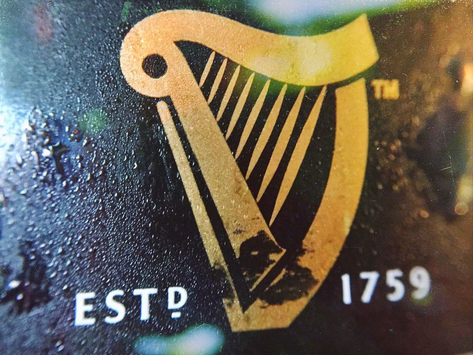Dublin, Ireland Guinness GuinnessBeer ARP Beer Pub Slàinte Beverage Fresh