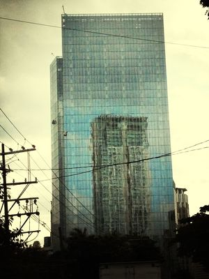 in Makati City by Charley Espiritu