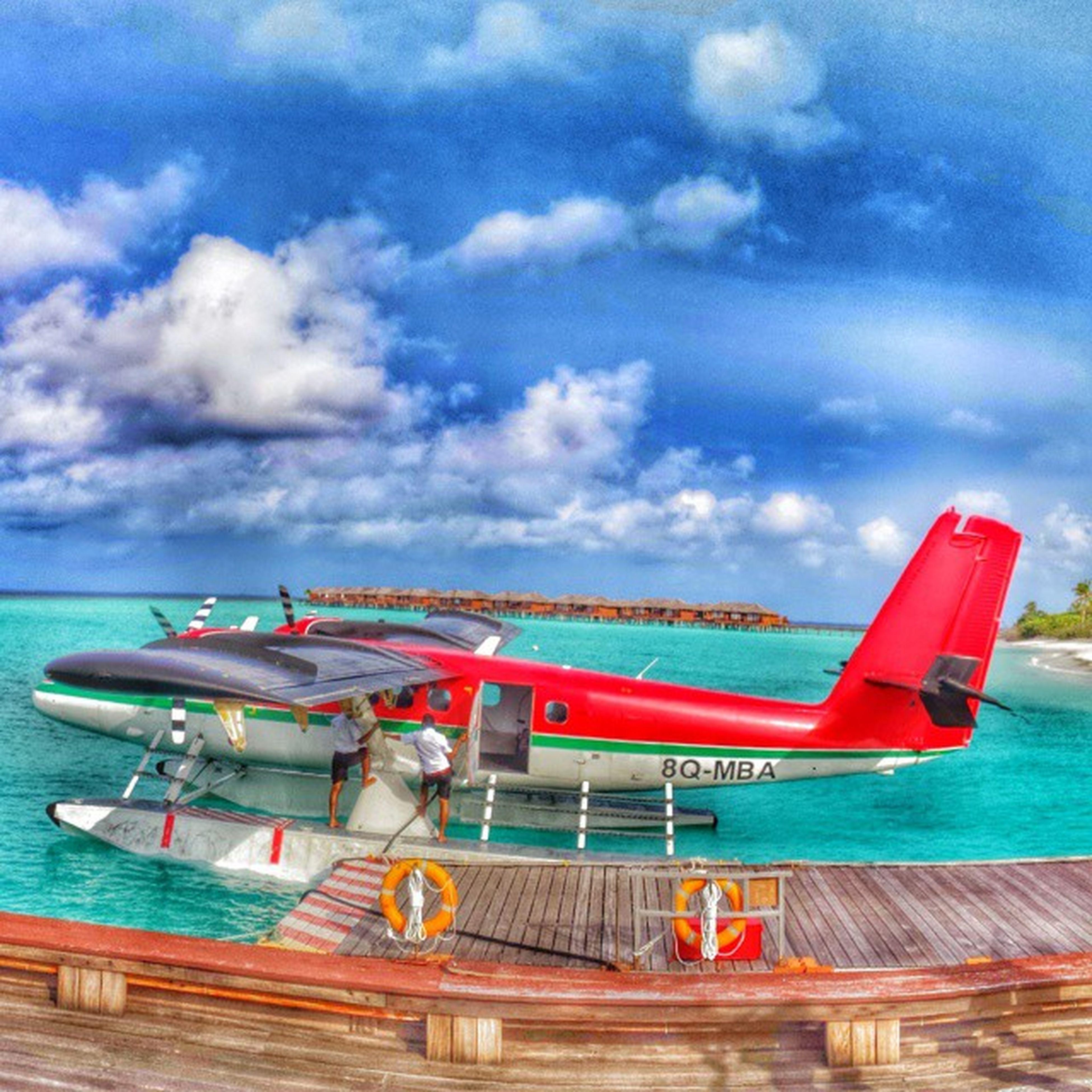Clourful Maldives Male Photoapp Photooftheday
