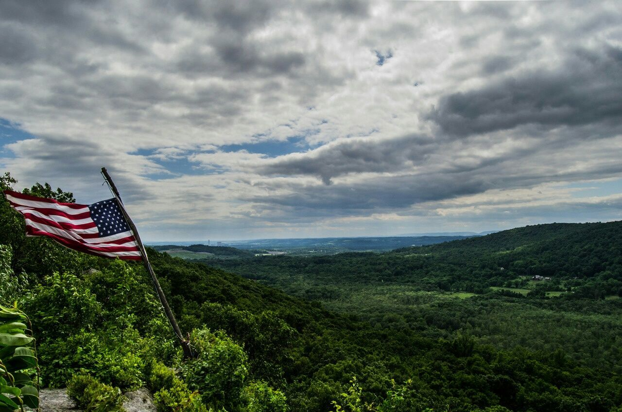 Beautiful stock photos of american flag, American Flag, Beauty In Nature, Cloud - Sky, Day