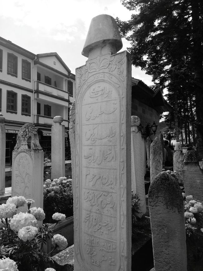 Grave Memories Flower Memorial Art Marble Marble Sculpture