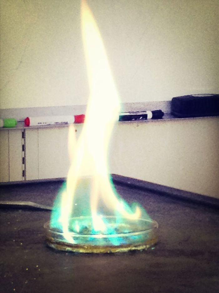 Chilling In Chemistry
