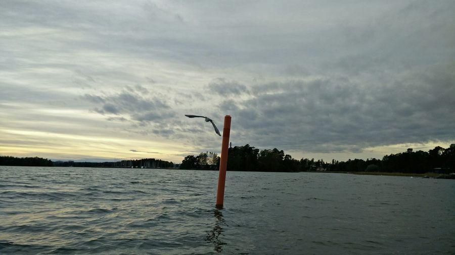 Sea Finland Espoo Sea View