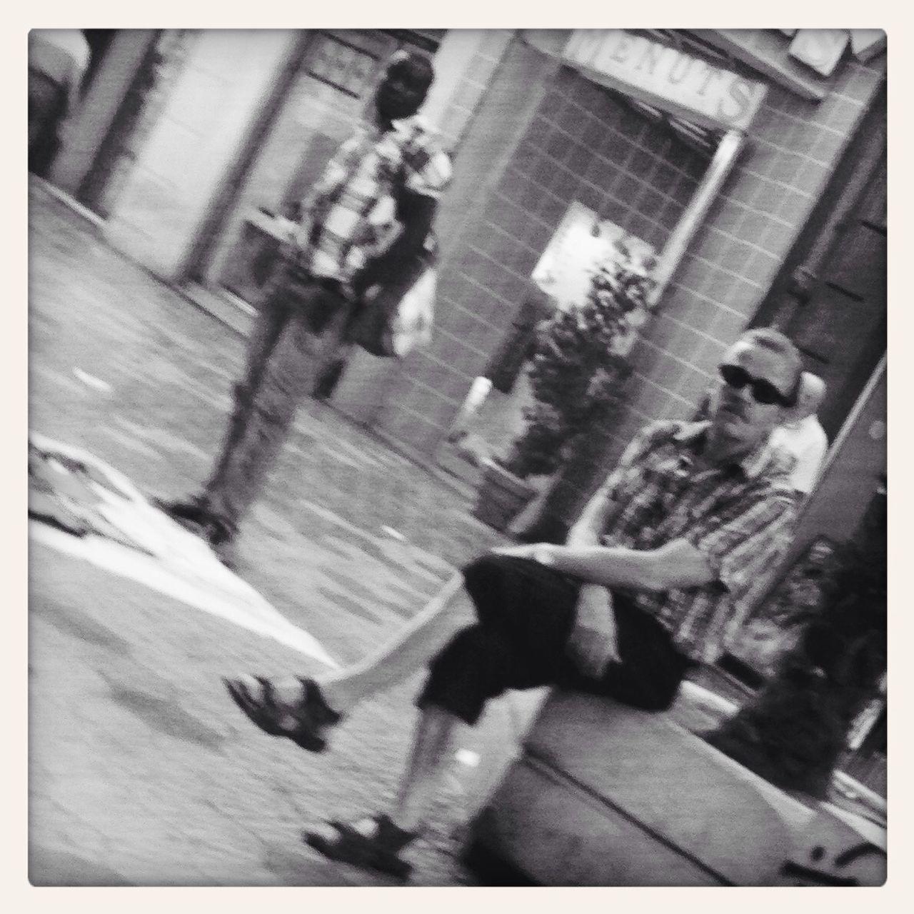 Shootermag Blackandwhite Streetphotography Hipstamatic