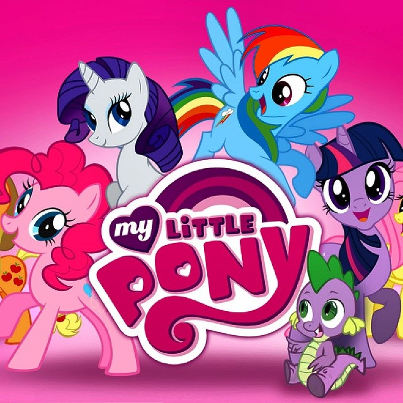For girls ages 8-12 yeah right ages 18-25 MyLittkePony