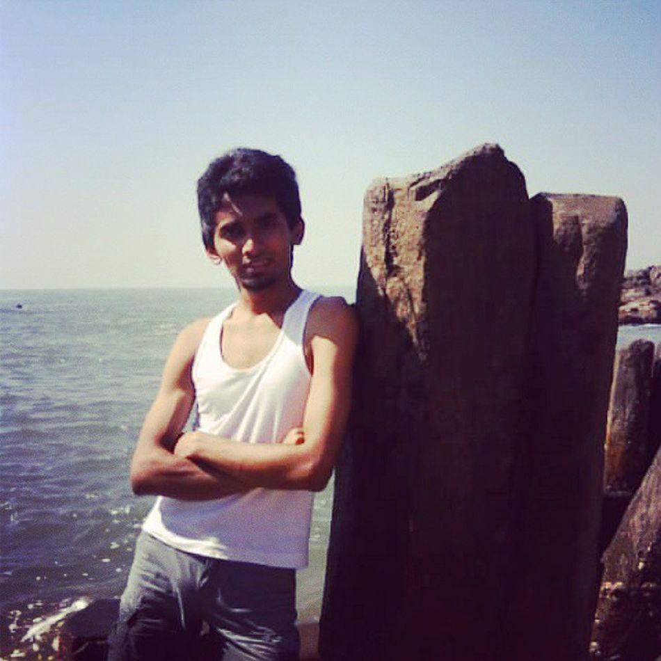 Rocks Stmarysisland Beach Funtimes Luvinit ;)