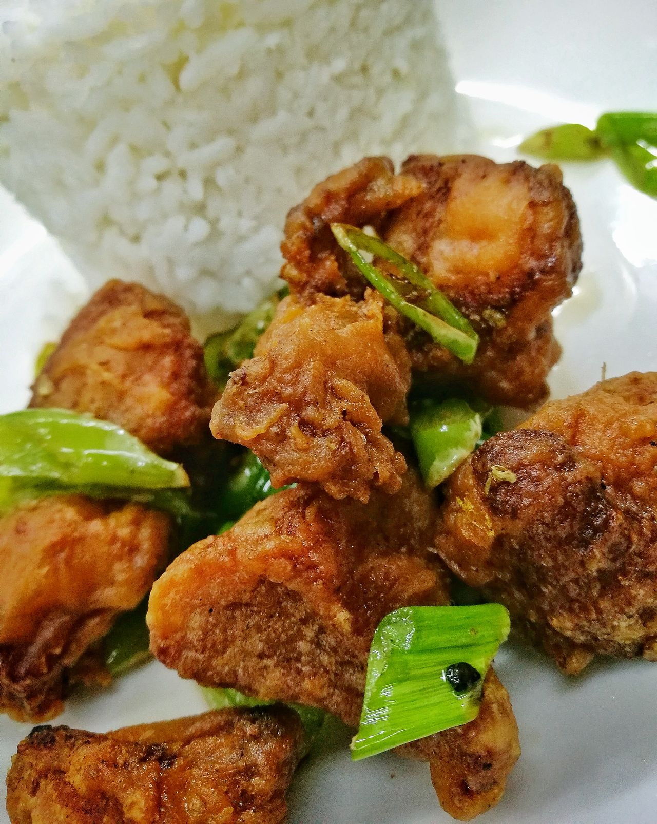 Saltpepperspareribs Food Food And Drink Freshness Close-up Indoors  Healthy Eating No People Ready-to-eat Day