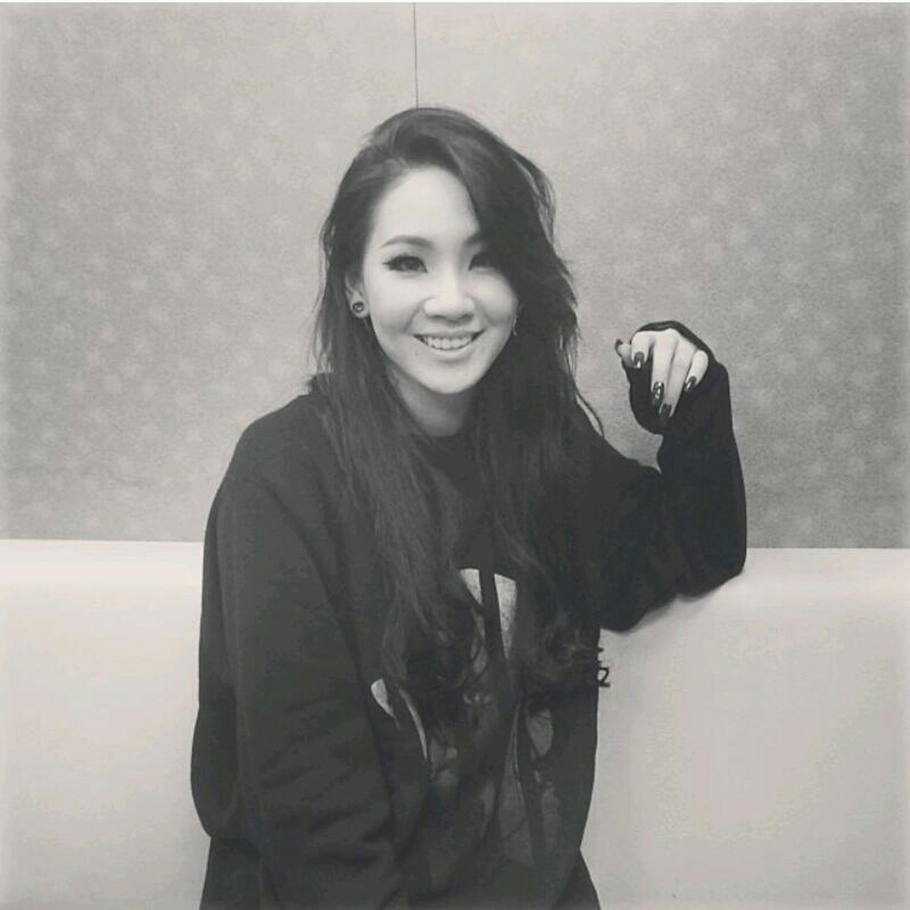 Smile :) Look At My Eyes Today My New Style Gzbz