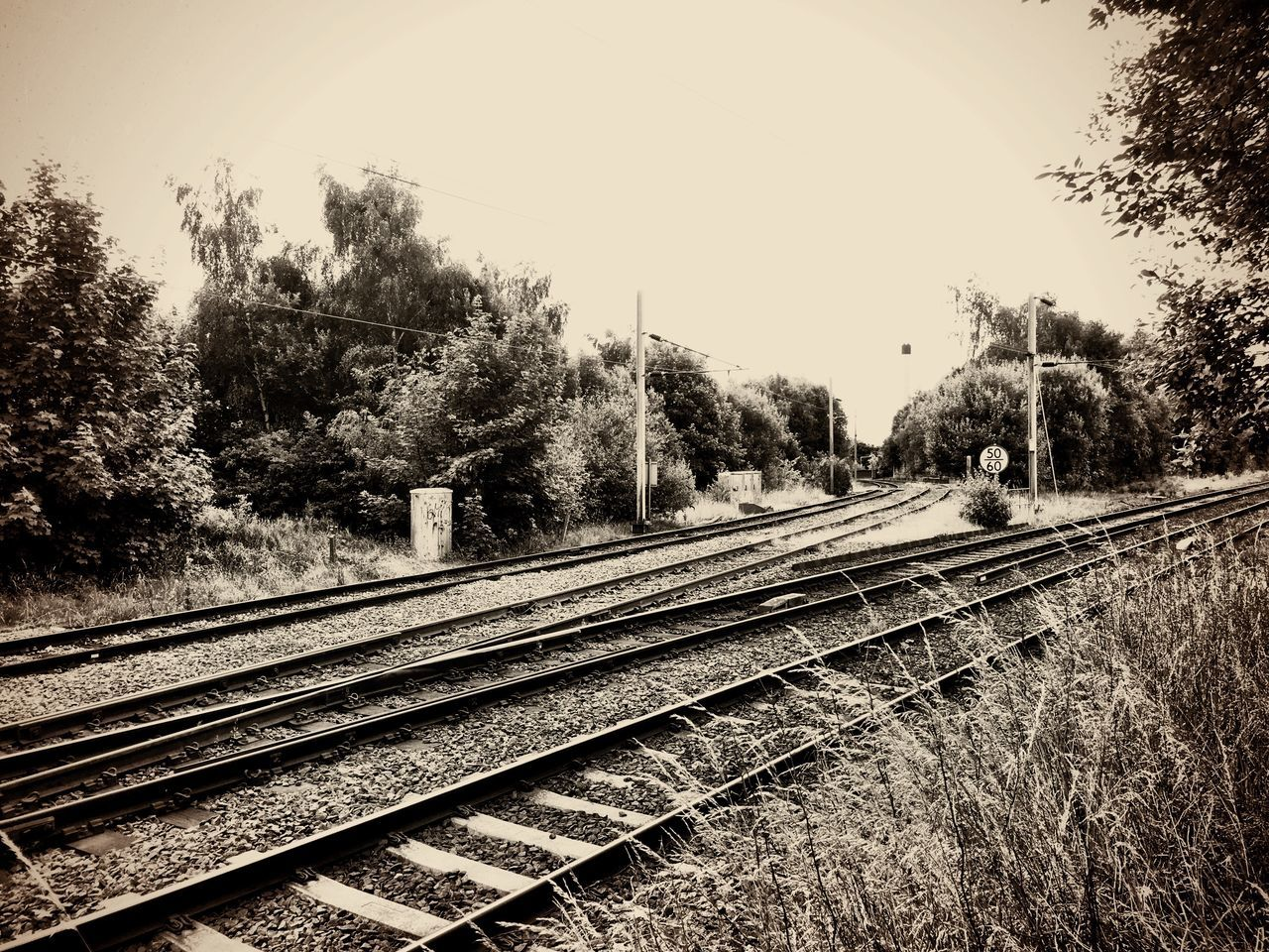 #railway #train #track #fork #split #found #while #out #and #about #in #wolverhampton taken on my #iphone6splus by @jg.photography.official Railway Train Train Tracks Fork Split Wolverhampton IPhoneography