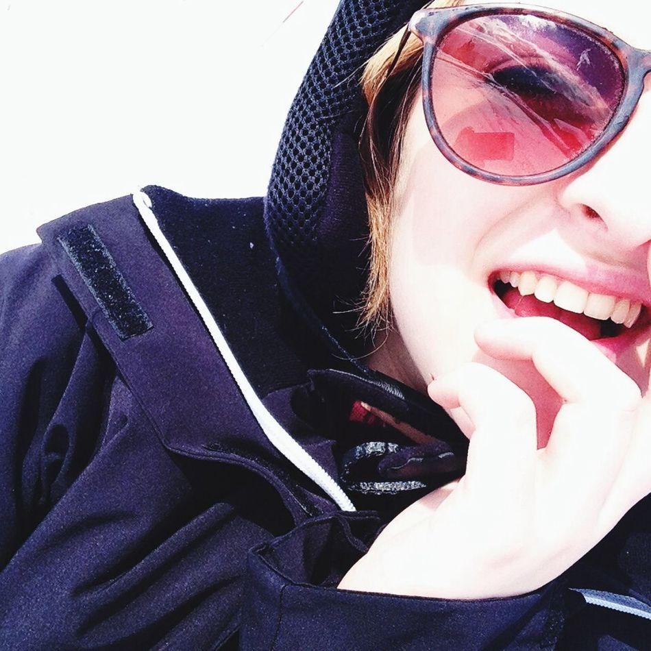 Ski Having Fun Enjoying Life Snow ❄