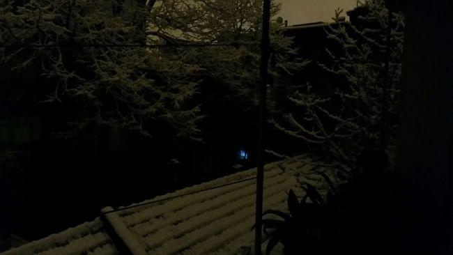 Osmangazi / Bursa Night View Nightshot Snow ❄ Snow Time Enjoy Relaxing Hello World Hi! Hi Life Is Beautiful Hayat Hayatinrenkleri Relaxing Time