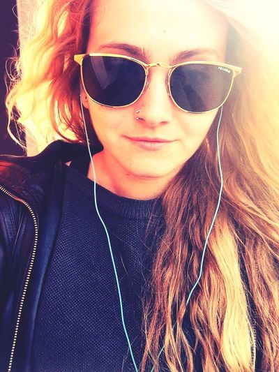 Selfie Self Portrait That's Me Sunny