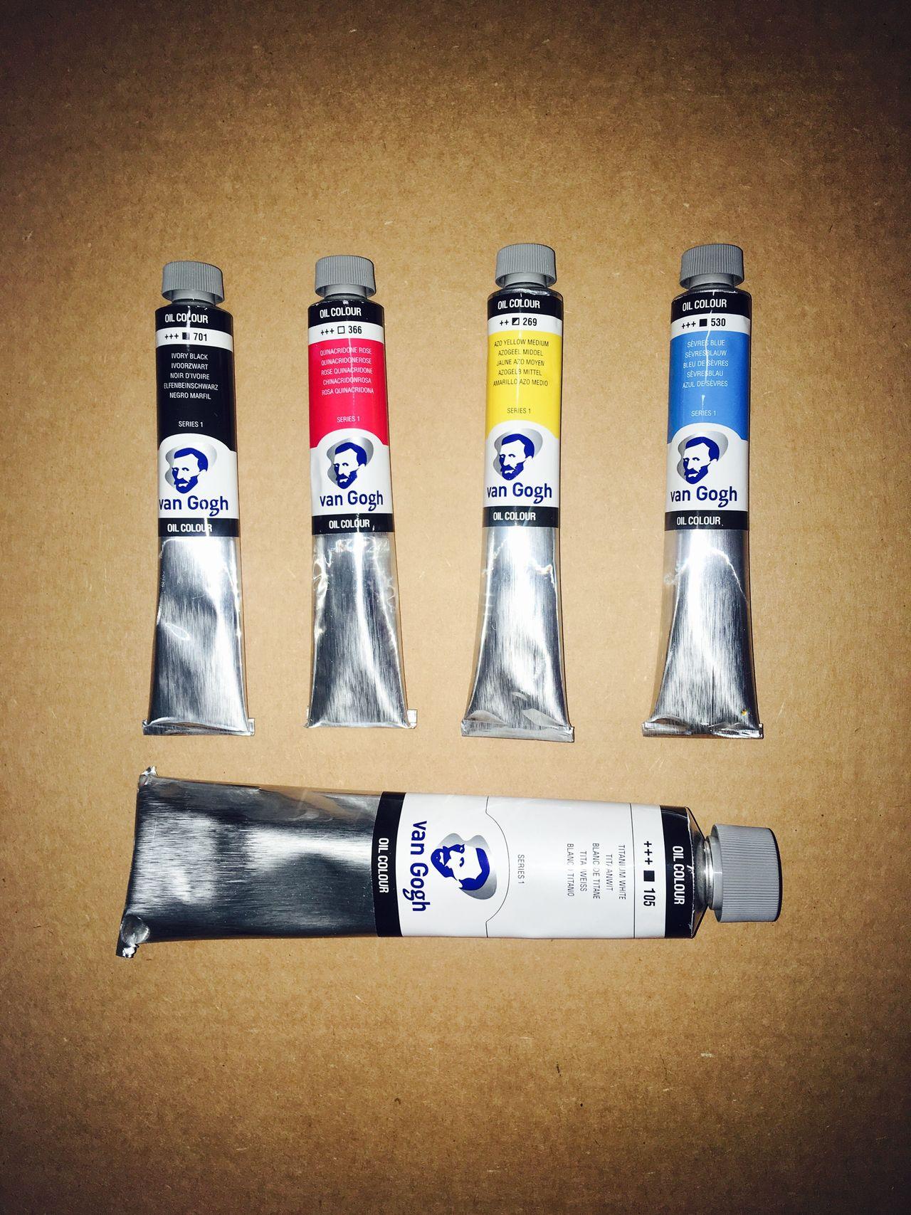 Oilpainting Oilpaint óleo Pintura Arte Art Vangogh