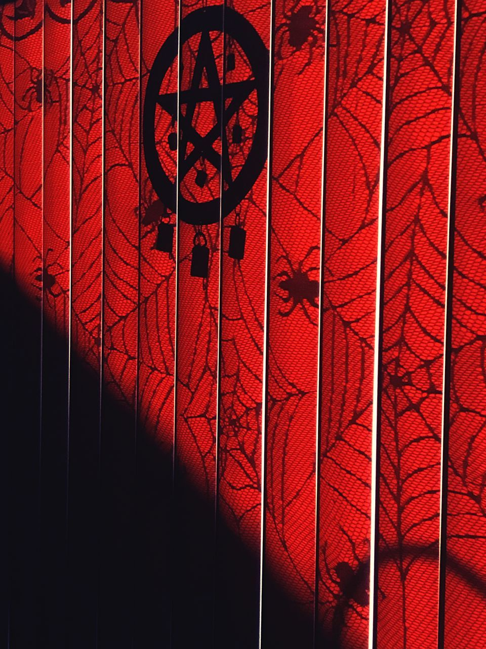 red, no people, full frame, outdoors, day, illuminated, architecture, close-up