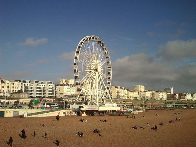 Brighton Homesick  AnotherDay Enjoying Life