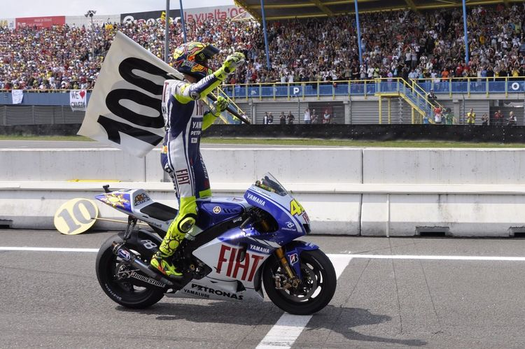 Valentino Rossi Sport Sports Race Sportsman