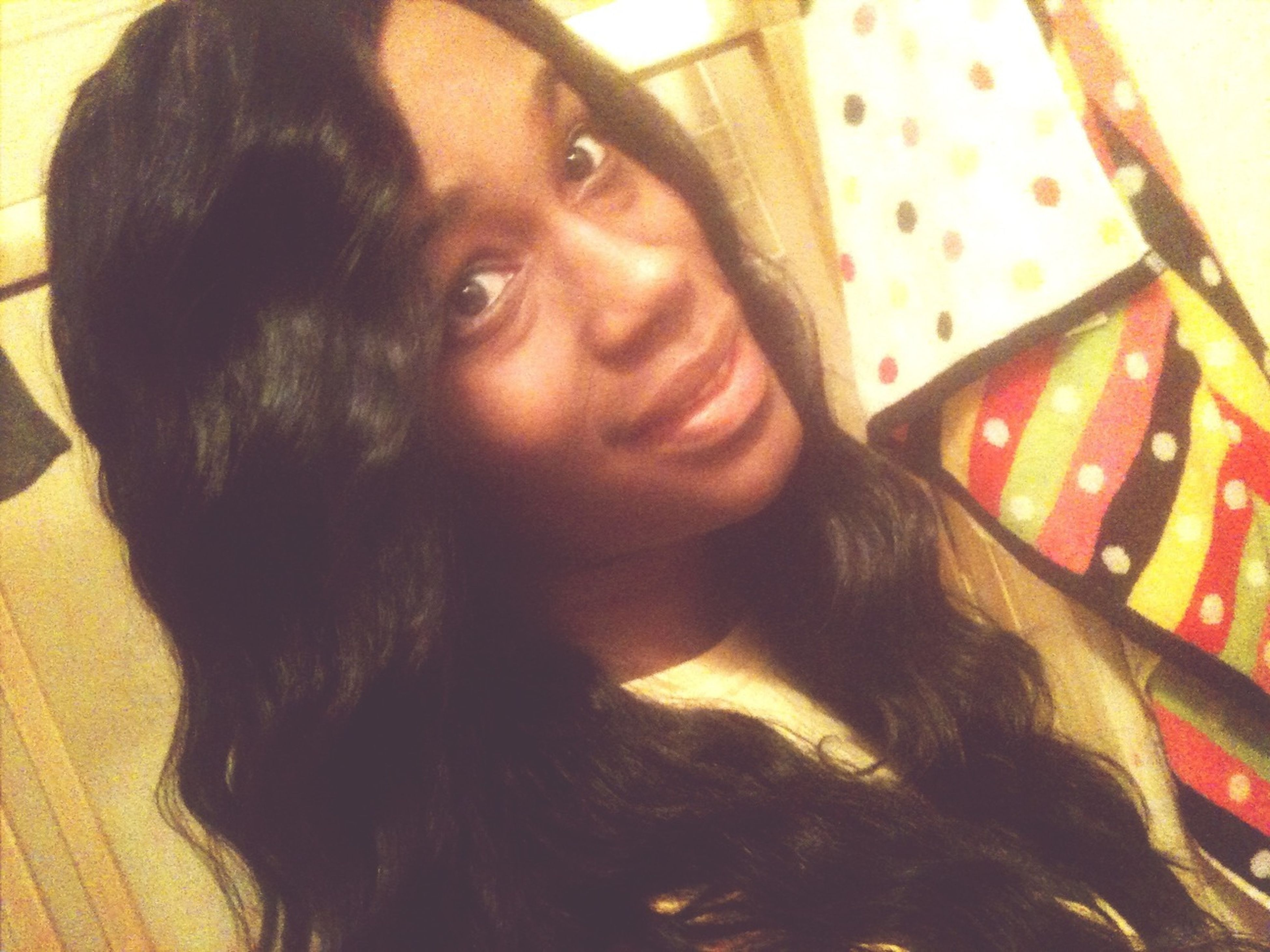 Finshed My Hair