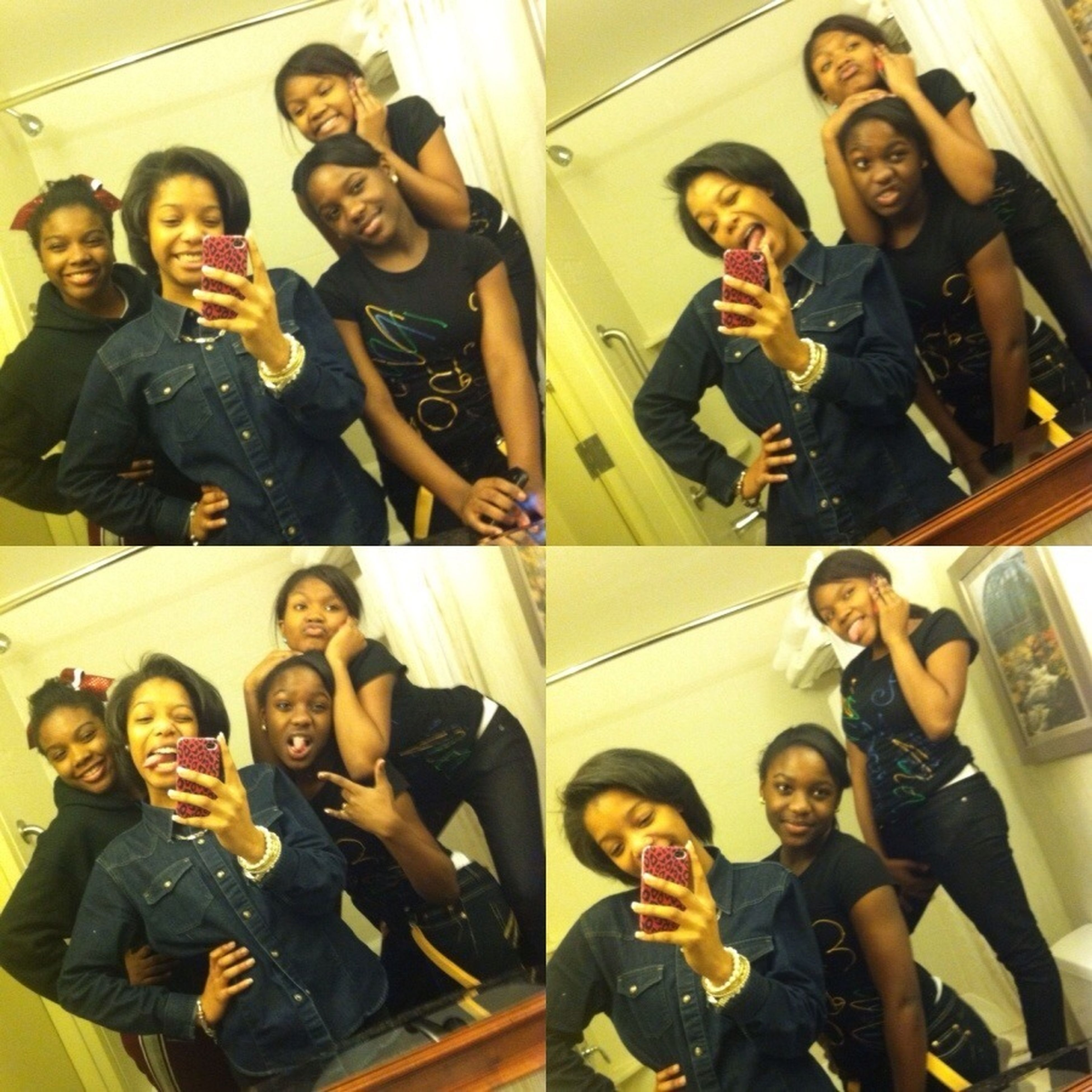 Last Night With My Youngins
