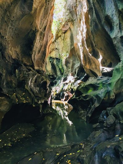 Nature Sukawati Cave INDONESIA Caving Hiking Adventure
