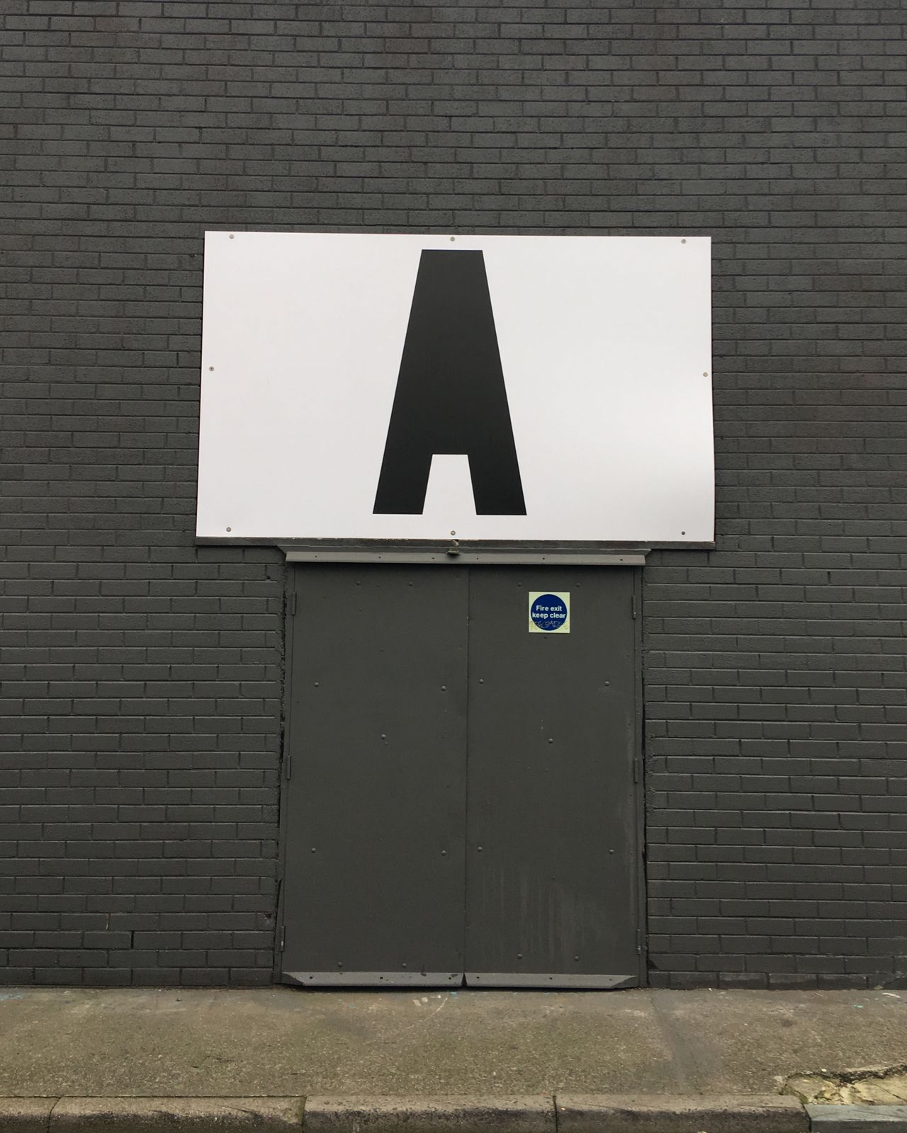 The A game Alphabet City Itsliverpool