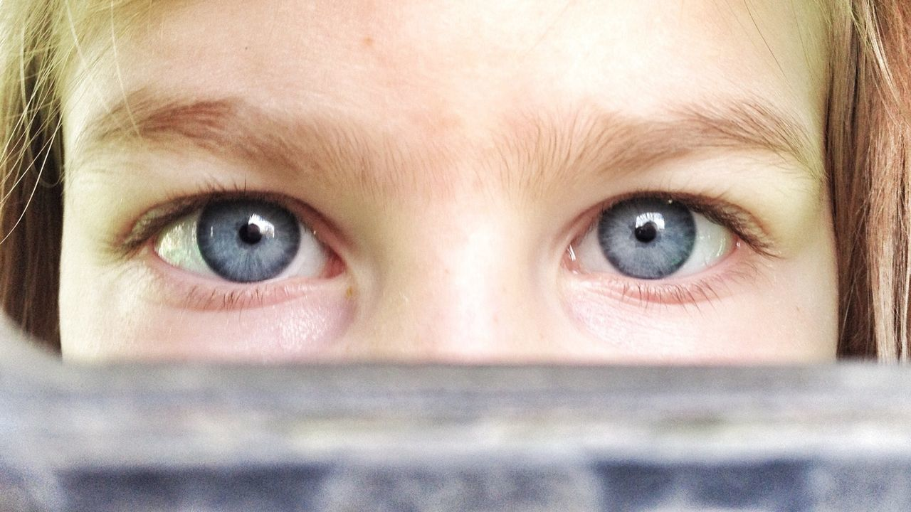 Beautiful stock photos of eyes, Childhood, Close-Up, Cute, Elementary Age