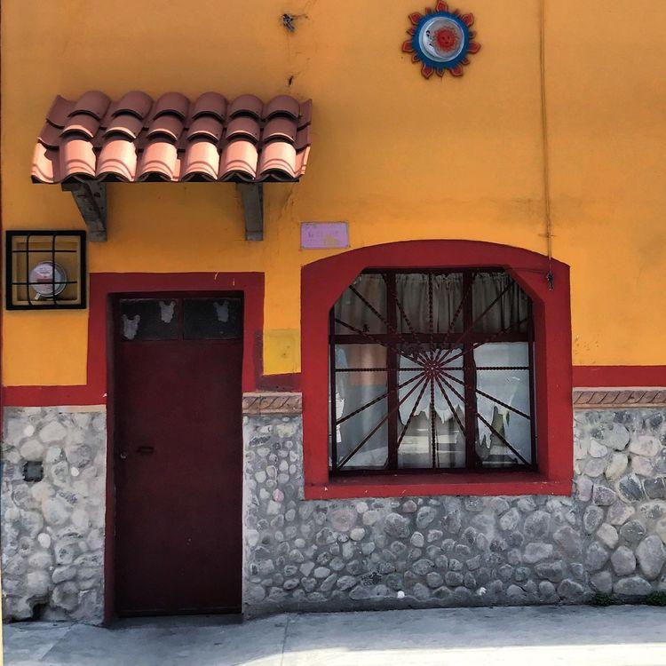 Built Structure Building Exterior Door Architecture House Pueblomagico Pueblos Mágicos De México Mexico De Mis Amores Mexicolors Mexican Culture Mexicolindoyquerido MexicoLindoySurrealista