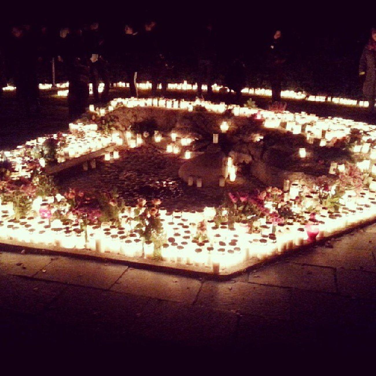 Allahelgon Norrakyrkogårdenörebro Ljus Candles