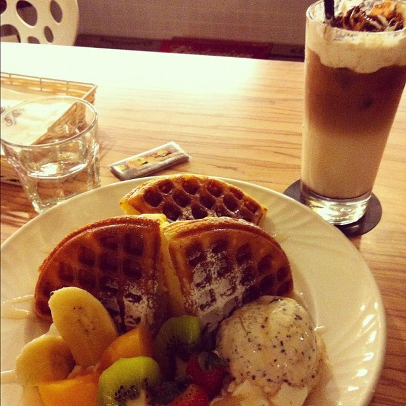 Fatty waffle... Taipei