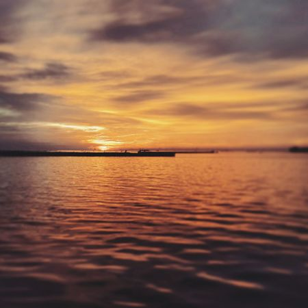 Life Is A Beach Sunset Losari Beach Makassarcity Sulawesiselatan