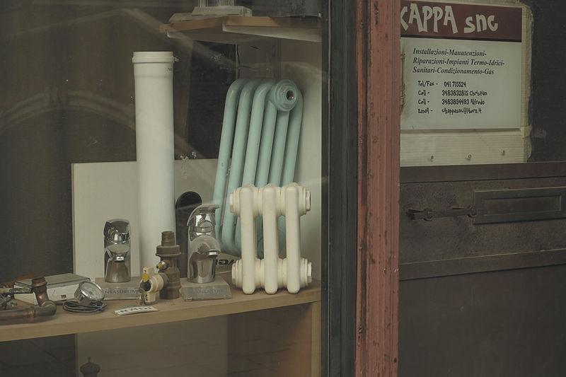 Door Faucet Pale Pipes Radiator Shop TAB Tap Water Window