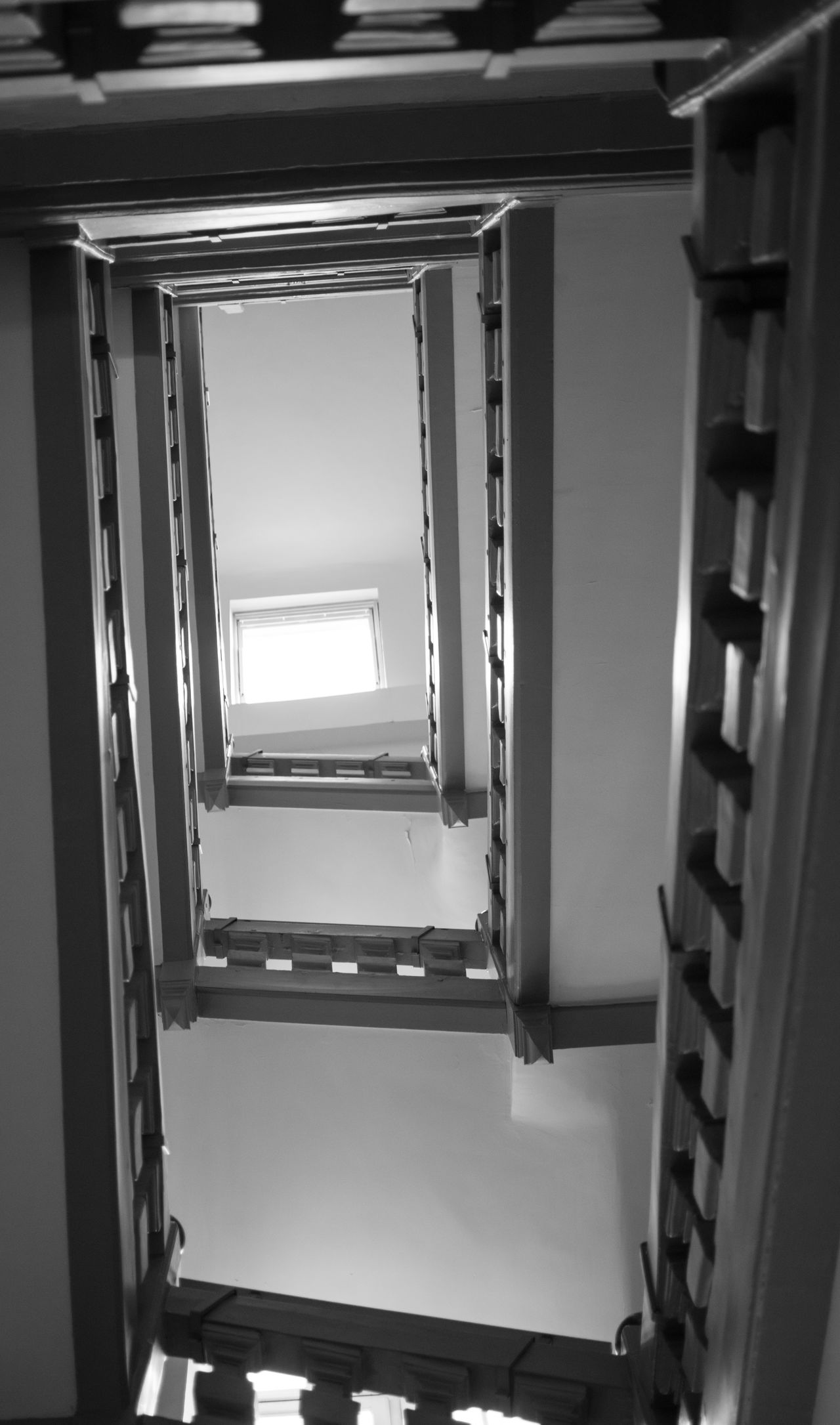 Architecture Blackandwhite Built Structure Check This Out Day Eye For Photography Eye4photography  EyeEm EyeEm Best Shots EyeEm Best Shots - Black + White EyeEm Gallery EyeEmBestPics Hello World Indoors  Invalides  No People Paris Railing Spiral Staircase Stairs Steps And Staircases