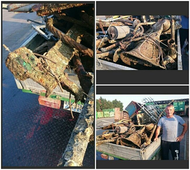 POV Goodmorning South Trash Seatrash