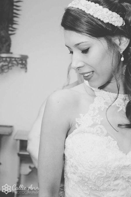 Bride Stacie stands as her mother helps her zip up her dress. Fortcollins Colorado Blackandwhite Wedding Photography OpenEdit EyeEm Best Shots EyeEmBestPics