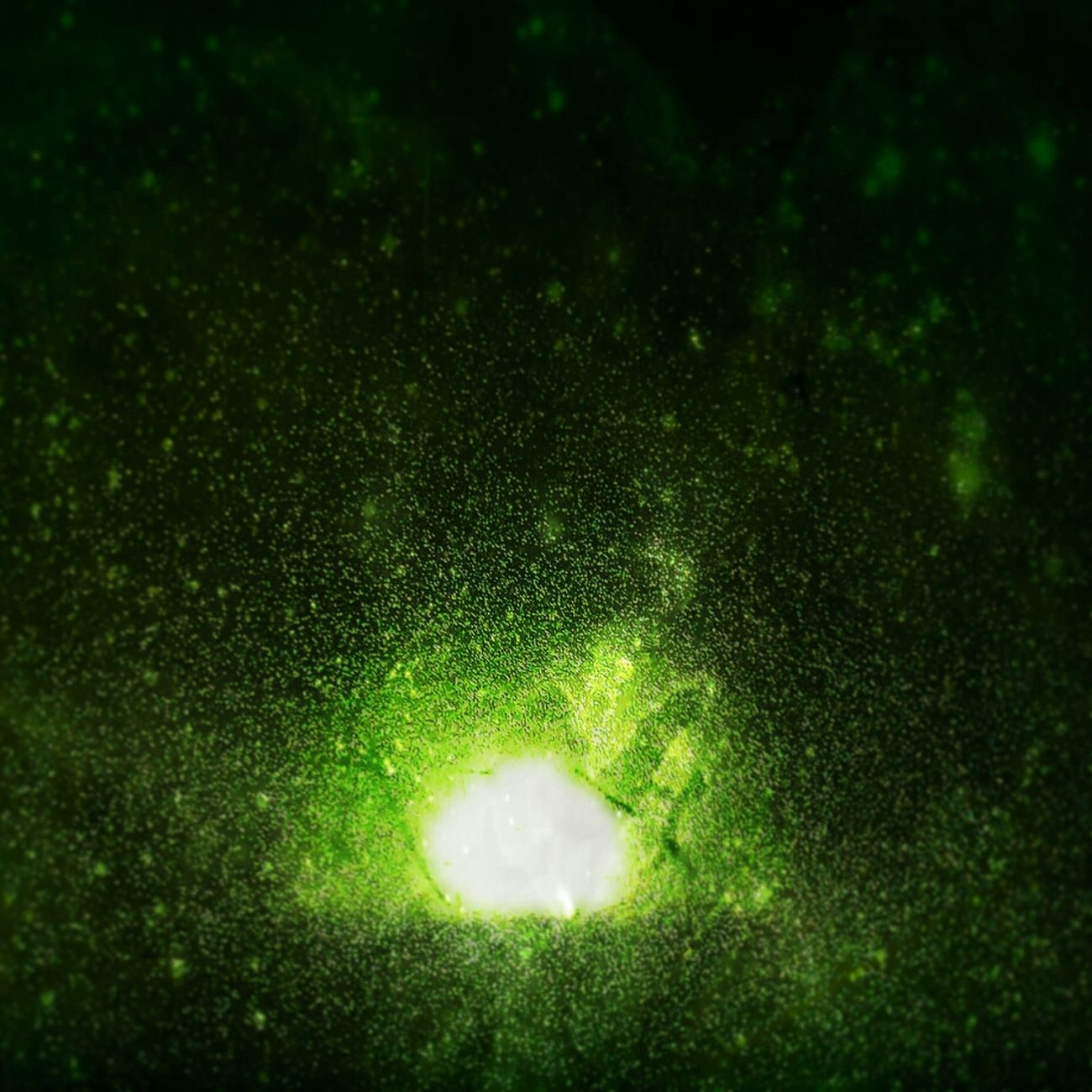 Ireland St. Patricks Day Galaxy Galicia Agujero Verde Green Hole