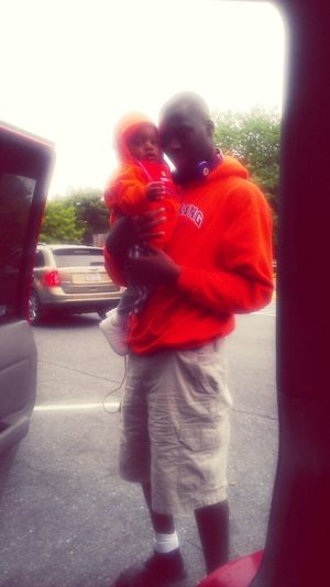 My Babies On Our Way To Baltimore