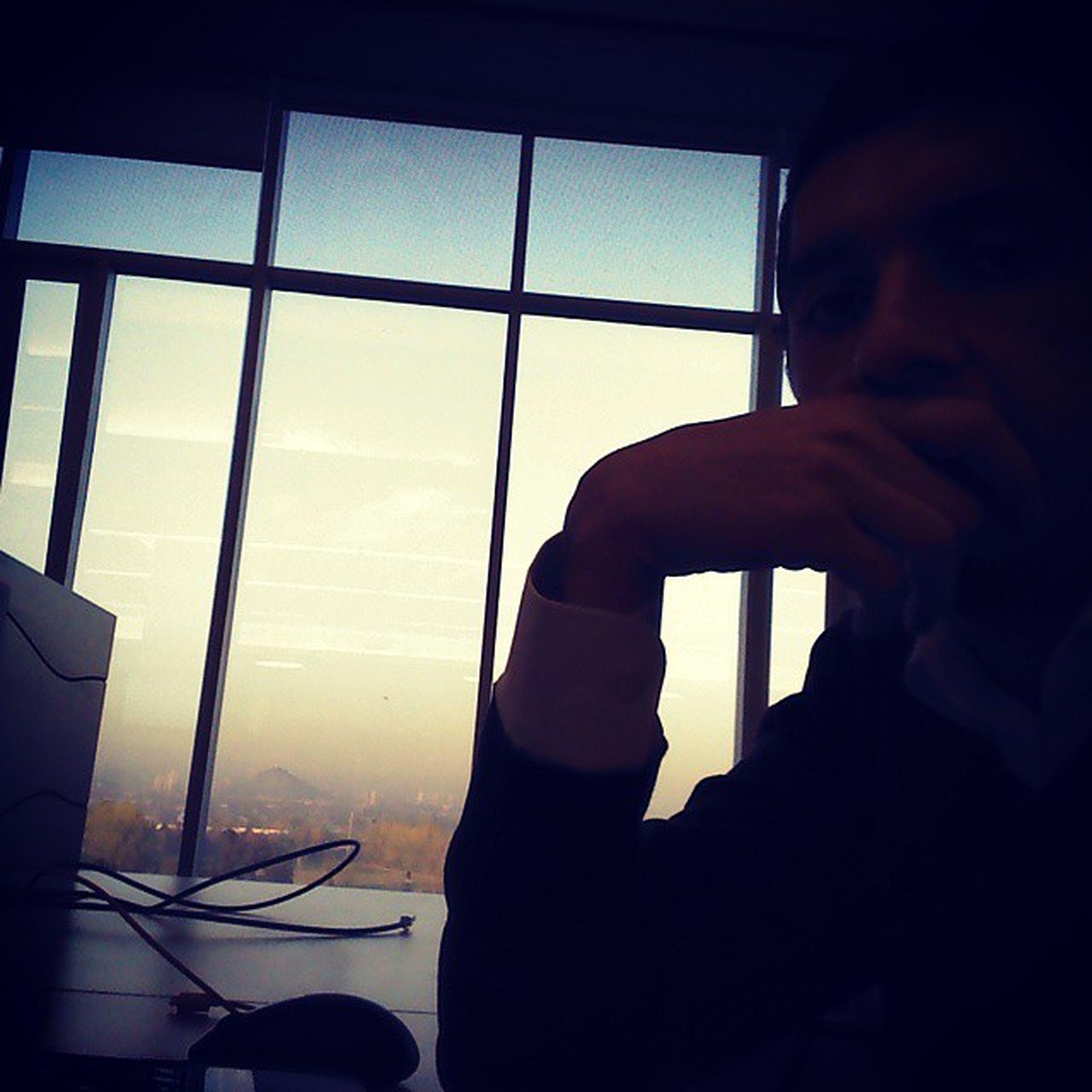 Good morning!! @clarochile Coorporativo Santiagodechile